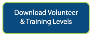 Volunteer Training Levels